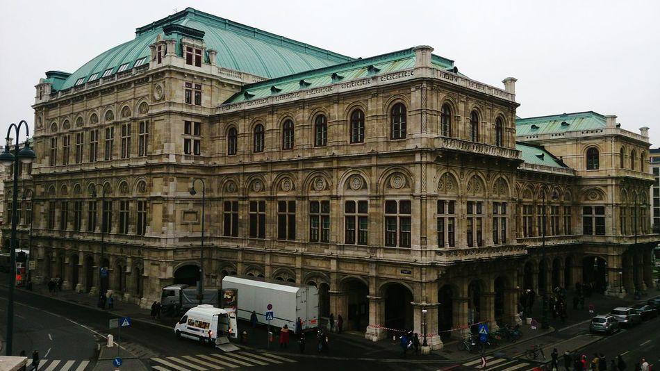 Vienna Vienna Austria Xperiaz Photography Stateopera First Eyeem Photo