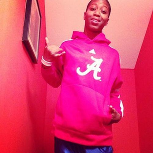 Coolin.in My Bama Sweater