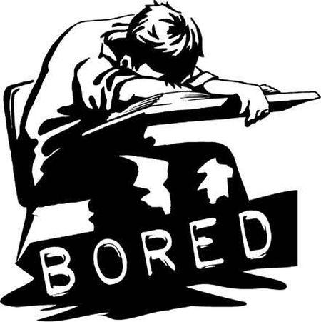 Soo Fuckin Boredd