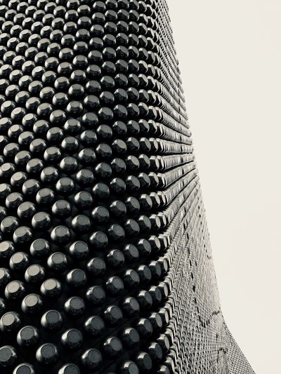 Building Facade Blackandwhite Abstract Light And Shadow Rhythm Pattern Textured  No People Close-up Metal Indoors  Low Angle View Repetition Abstract Modern Design Architecture Still Life