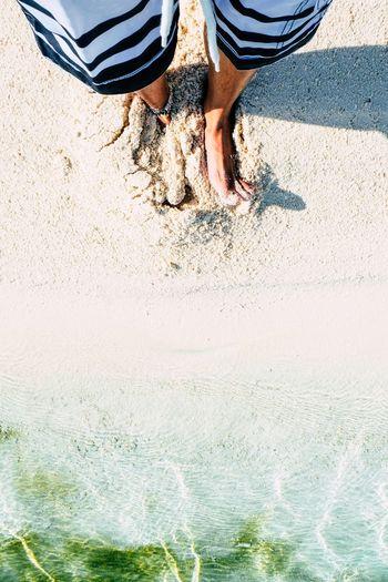 Sandy feet Day Sunlight Outdoors Lifeofadventure Vacations Neverstopexploring  Explore The World Getoutside Wanderlust Sea Beach Sommergefühle