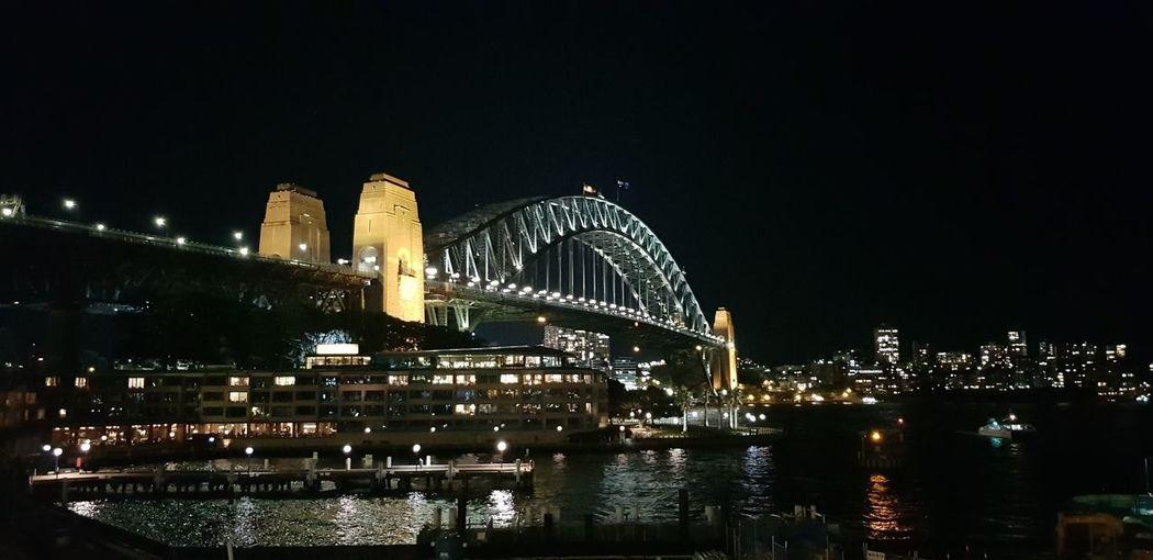 I Love Sydney Harbour Sydney Harbour Bridge Winter Run City Modern Architecture Sky