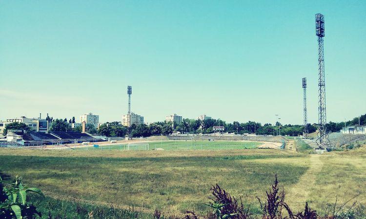 Szeged Summertime Foci Focipálya Sunshine ☀ Football Stadium Stadion