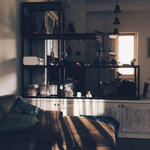 Always Be Cozy Indoors  Window Home Interior No People Table Living Room Domestic Life Day Domestic Room Home Showcase Interior Architecture