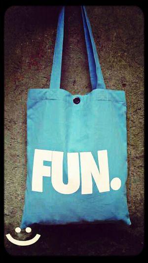 Fun Bandung Merchandise Reduceplasticbag
