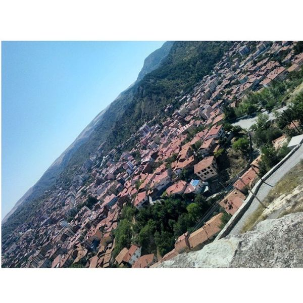 Iskilip Iskilipkalesi Sehir Manzara Kale City Wiew Picoftheday Instagood Instamood Travel Tatil Holiday Good