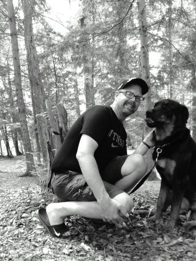Hanging out at the 100 acre lot... Check This Out That's Me Relaxing Our World Thru My Eyes Onlygodcouldcreatethis My Buddy Rottweiler Ceasar Rottweilerlove Dogs Of EyeEm Beauty In Nature Sawonmyadventure Bnwphotography Bnw_captures Bnw_life_shots Nature Makes Me Smile