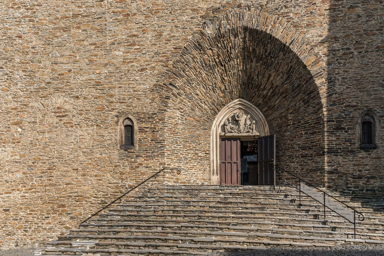 Portal Annaberg-Buchholz Architectural Feature Architecture Built Structure Church Door Geometry History Old Pattern Portal Q Qual Religion St. Annenkirche Stages Stairway The Architect - 2016 EyeEm Awards