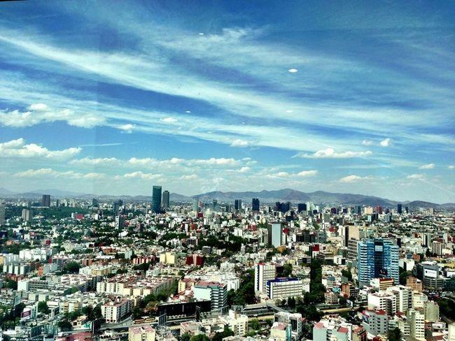 Vista de la ciudad desde el WTC