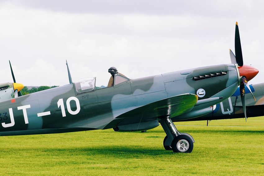 Spitfire Fighterplane EyeEm Best Shots Militaryaviation Olympus OM-D EM-1 Warplane EyeEmBestPics EyeEmBestEdits Military Eyeemphotography Aircraft