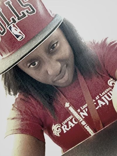 I go to #SELU but I'm still down with #TeamUL