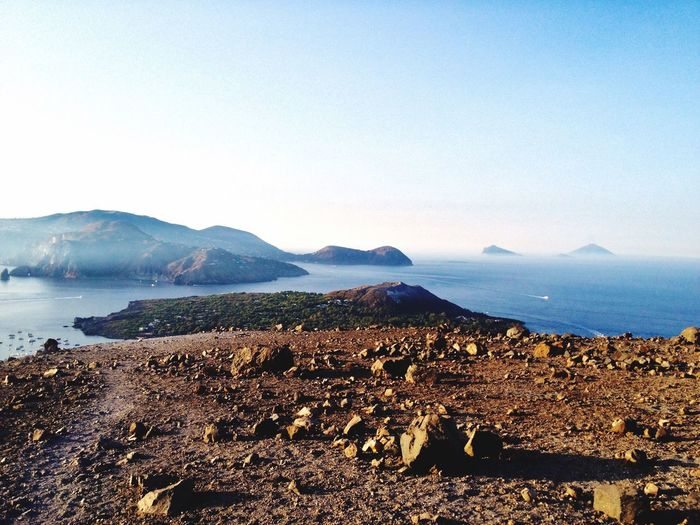 Adventure Club Eolian Islands Vulcano Island Landscape Sea And Sky Seaside Islandlife EyeEm Best Shots EyeEm Nature Lover