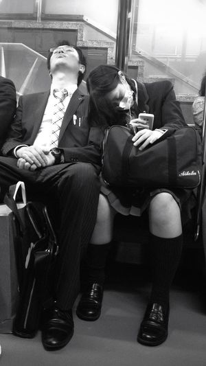 Streetphotography Blackandwhite Notes From The Underground Subway Love Story
