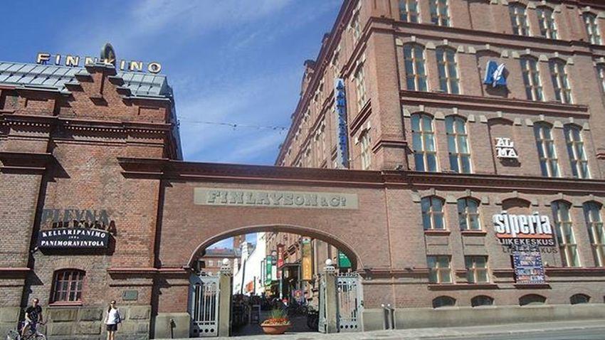 Finlayson Plevna Siperia Tampere Tamperelove Visittampere Tre Finland Suomi Visitfinland