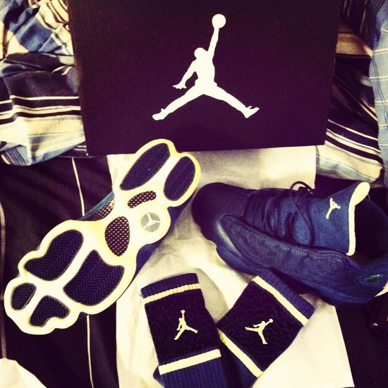 My New Jordans