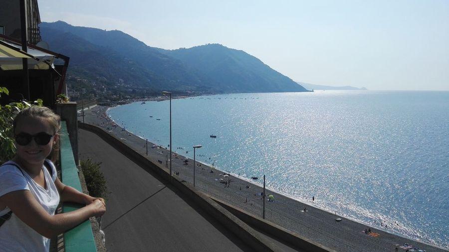 Sicily EyeEm Selects Water Young Women Sea Women Beauty Bikini Beach Sky Horizon Over Water Coastline Calm Seascape Coast Coastal Feature