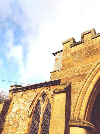 #church Architecture Sky Built Structure Outdoors Day Cloud - Sky Building Exterior