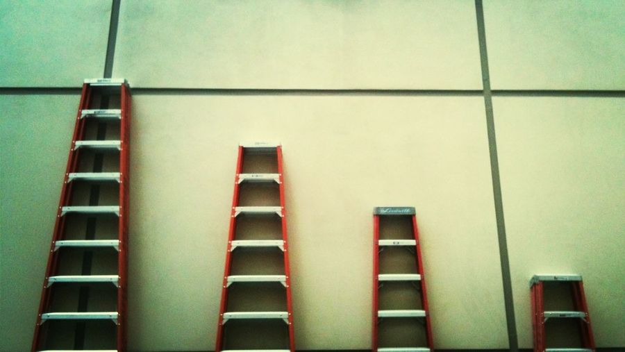 Minimalism Simplicity Minimalobsession AMPt - My Perspective Progression  Ladder Ladders Ladder To Nowhere Series No People Background