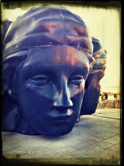 Sculpture :: MUCEM And Fort St-Jean, Marseille :: Art