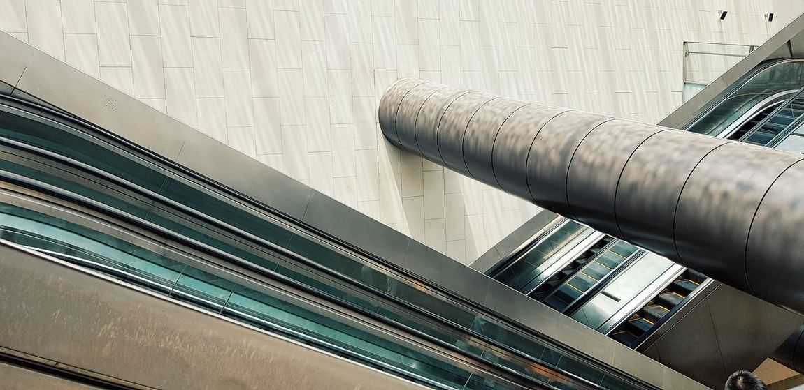 Day Indoors  Architecture Singapore Mrt Transport Design Tubes Geometry Pattern Geometry Geometric Shape Escalator Mrt Mrt Station Architecture Built Structure Triangles ▲