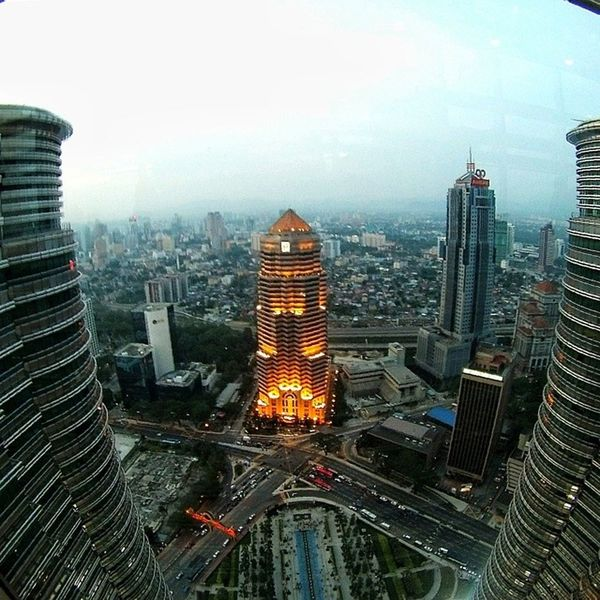 Twintowers piso 86 Kualalumpur Malasia Petronas gopro hero3