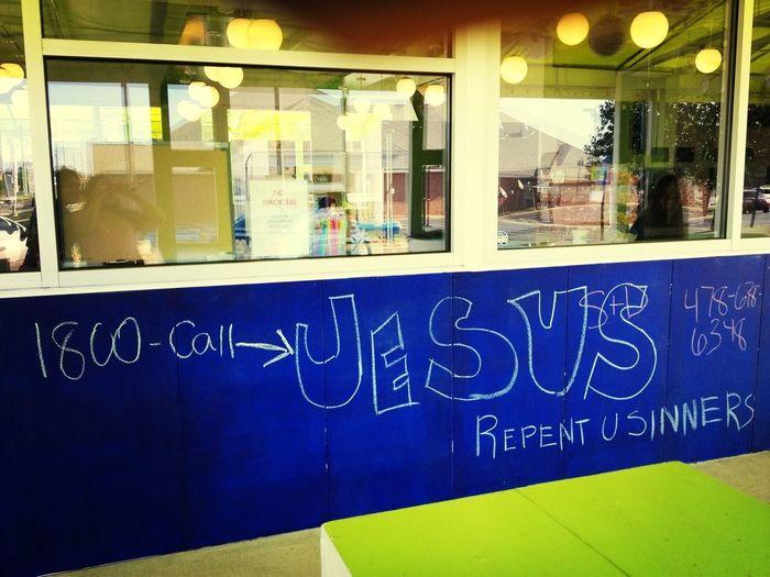Reprent accept Jesus in your heart
