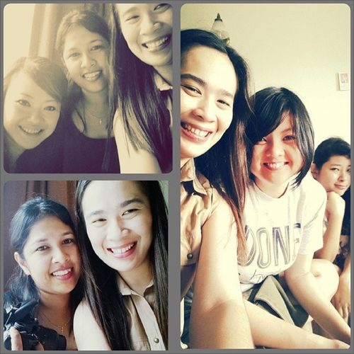 Bits and Pieces of the baby shower party with my rsr friends. :) Eily CatH Esther and Nadiabeybe