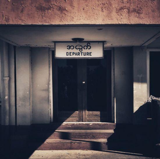Departure ASIA