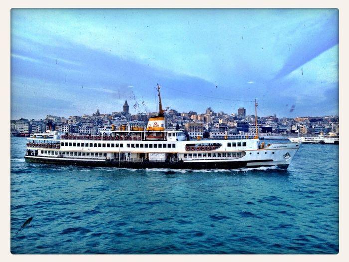 İstanbul'un efsaneleri...