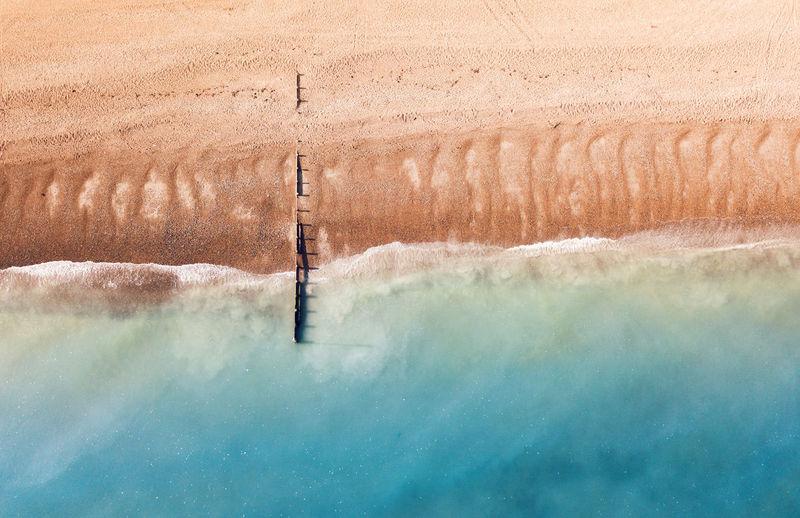 Worthing beach DJI Mavic Pro Drone  Drone Dji Drone Moments Drone Shot Drones Seashore South Worthing Beach Cilusse Dji Drone Photography Drone View Dronefly Dronephotography Droneshot Dronestagram England Mavic Mavic Pro Mavicpro Sand Sea Seaside