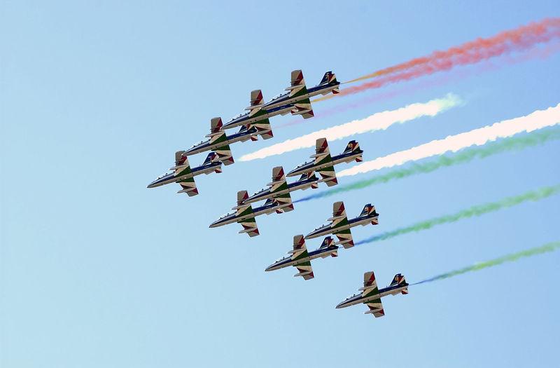 Freccie tricolori Italian Fly Frecce Tricolori Festival Season