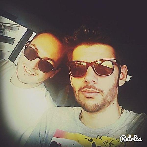 Friend 2K15 Summer Sunglasses Sun Sicily Italianstyle Sicilianboy Beard Instagood Instalike Me Follow4follow Like4like Beautiful Nicepic Picoftheday