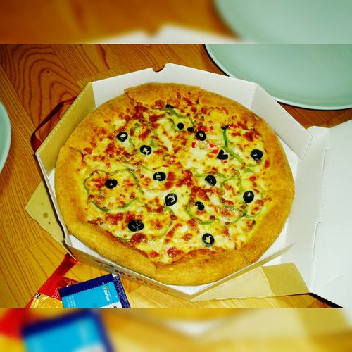 Yummy :) Pizza