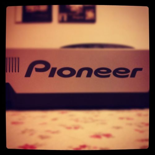 Pioneer CDJ Mk2 Cdj800 dj love yeah