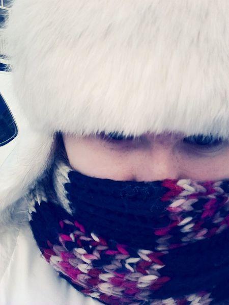 soooooooo cold