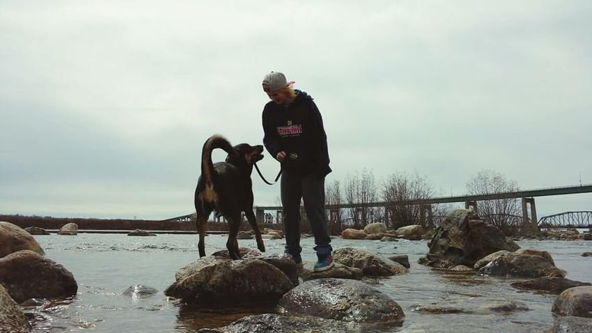 The world is a book, and those who dont travel have read only the first page* First Eyeem Photo The Portraitist - 2016 EyeEm Awards Dogs Of EyeEm Whitefish Island Wildlife Reserve Sault Ste Marie Ontario, Canada Downtown Gorgeous Day Scenery Whitefish River First Nation