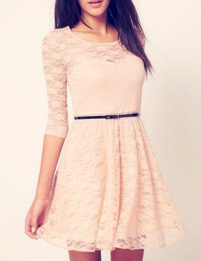 Lace Dress Love It