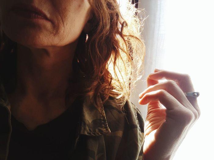 sun light Sun Sunlight Sunny Day Hair Woman Of EyeEm My Portrait Light And Shadow Young Women Women Portrait Human Face Beautiful Woman Window Close-up Natural Beauty Tousled Hair Solar Flare Sunrise