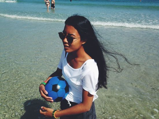 My best friend Amazing Bretagne Childhood France Lifestyles Lovely Seaside Sunnydays Young Adult