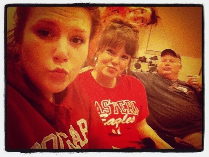Good family night!:)