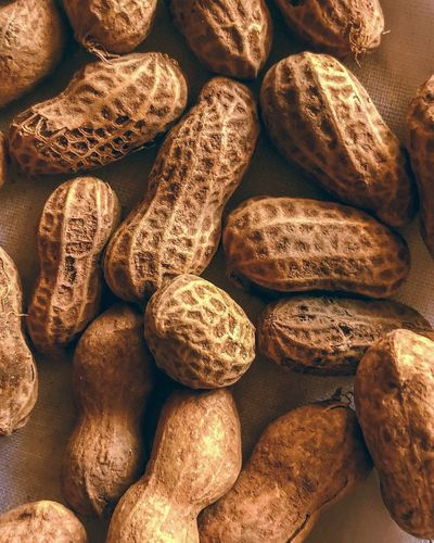 Ever seen groundnuts this beautiful