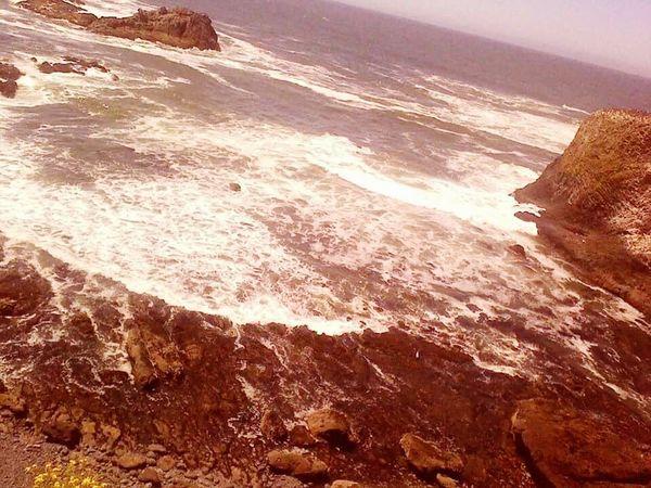 Crashin tides Enjoying Life Check This Out
