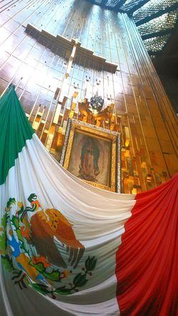 Basilica de Guadalupe Lavilla Mexico City Casadecreyentes Catolicos