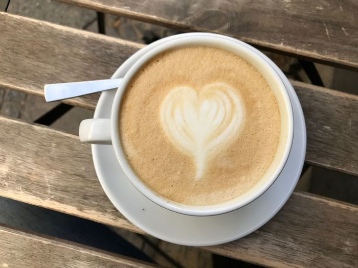 Cappuccino Food