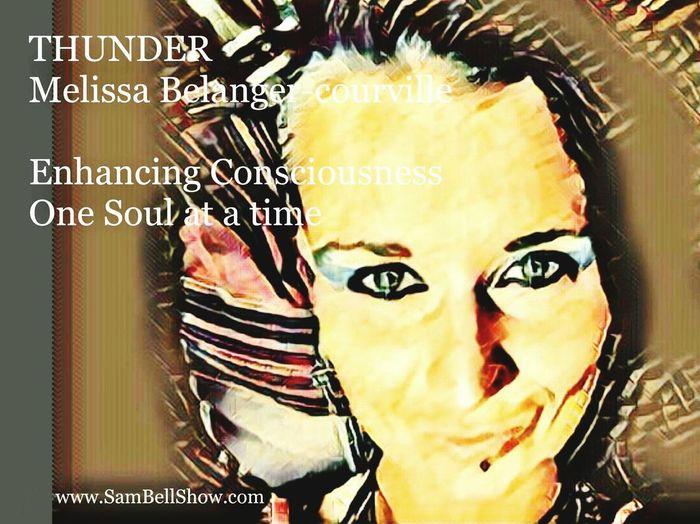 Field Reporter Sambellshow Close-up Spiritualjourney Spiritual Awakening Fieldworker Place Of Heart Thunder