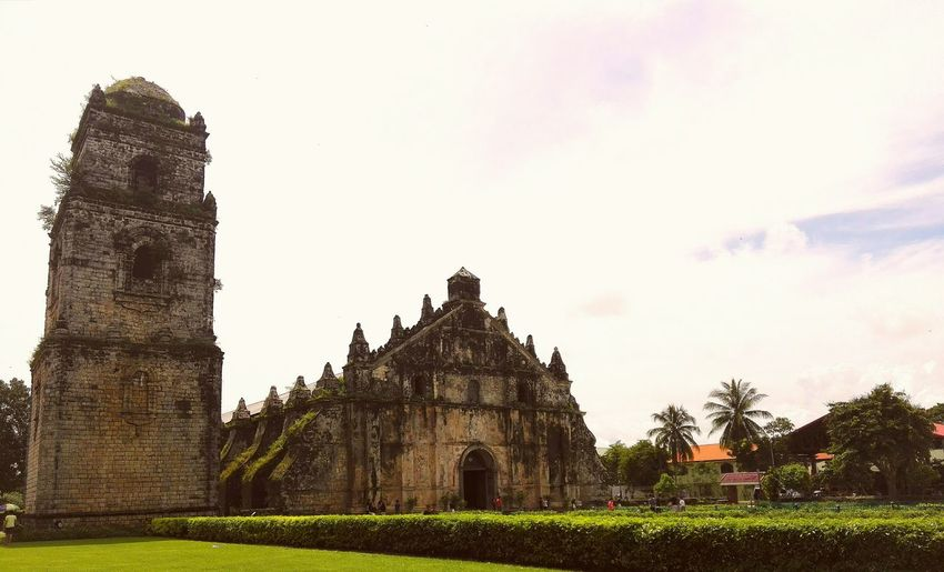 Paoay Church Taking Photos Checkthisout