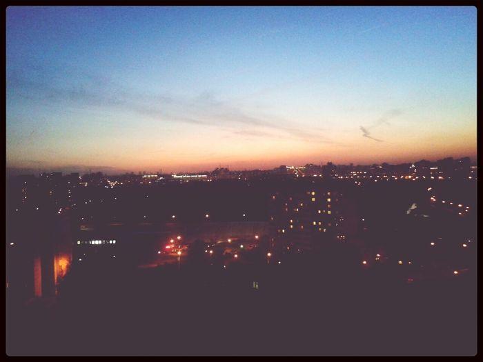 The city never sleeps Relaxing Hello World First Eyeem Photo