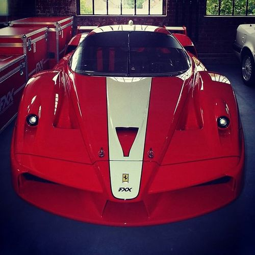 Fxx Ferrari Enzoferrari Ferrarifxx Dreamcar Racescar Enzo Carinstagram CarOfTheDay