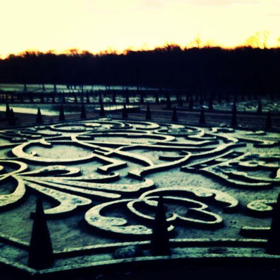 Denmark Royalgardens Snow Art Hillerød
