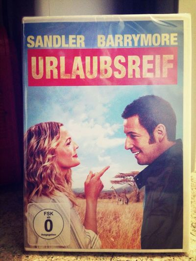 Urlaubsreif DVD Adam Sandler Drewbarrymore